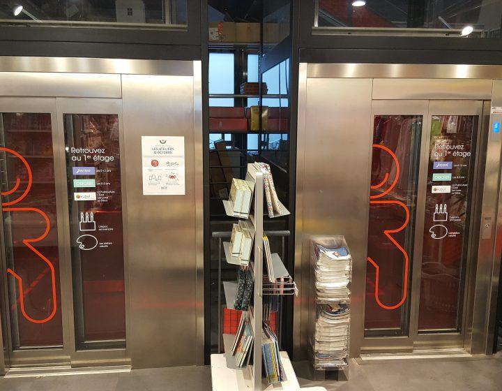 Installation ascenseur existant – Installation ascenseur immeuble ancien