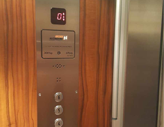 Installation ascenseur Paris 16