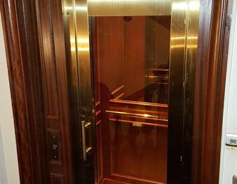 Rénovation ascenseur Paris 8
