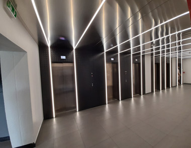 Remplacement ascenseur